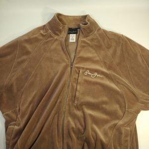 Vintage Sean John Velour Jacket